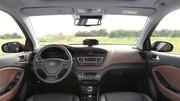 Hyundai i20 (2014) : les photos de l'habitacle
