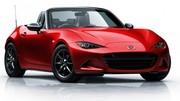Roadster Mazda MX-5 : moins de masse, plus de plaisir