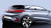 Hyundai i20 : Aussi en coupé !
