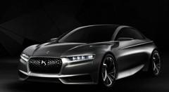 Divine DS Concept 2014 : un design radical pour le Mondial de l'Auto