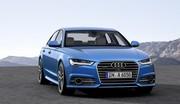 Audi restyle la famille A6