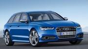 Audi S6 et RS 6 restylées