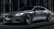 Peugeot Exalt Concept 2014 : modifiée pour le Mondial de l'Automobile