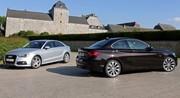 Essai BMW 220d vs Audi A3 berline 2.0 TDI : Sac à dos