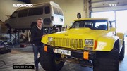 Emission Automoto : Islande; Alfa Romeo; Twingo