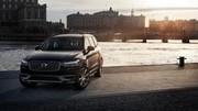 Volvo : bon démarrage du XC90