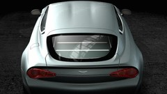 Chantilly 2014 : Aston Martin Virage Shooting Brake Zagato