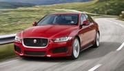 Nouvelle Jaguar XE 2015 : infos, photos, vidéo, prix à partir de 37.000 euros