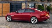 Jaguar XE sur une nouvelle plateforme