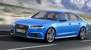 Léger restylage pour l'Audi A6 (2015)