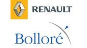 Renault et Bolloré unis dans l'électrique, une future citadine au programme
