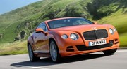 Essai Bentley Continental GT Speed 635 ch (2015) : Continental Express