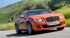 Essai Bentley Continental GT Speed 635 ch (2015) : Continental Express
