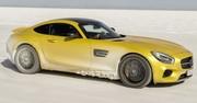 La Mercedes-AMG GT s'attaque à la Porsche 911
