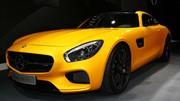 Mercedes AMG GT : Caradisiac était à sa présentation à Stuttgart
