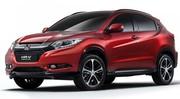 Honda dévoile son nouveau HR-V