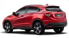 Honda HR-V (2014) : un rival pour le Nissan Qashqai