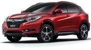 Un nouveau SUV compact : Le Honda HR-V