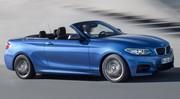 BMW Série 2 Cabriolet : La Série 2 prend un bol d'air