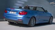 BMW Série 2 Cabriolet : La petite béhème tombe le haut