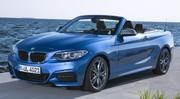 Nouvelle BMW Série 2 Cabriolet 2014 : infos et photos officielles