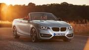 BMW présente la Série 2 cabriolet