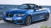 La toute nouvelle BMW Série 2 Cabriolet