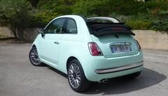 Essai Fiat 500C Club 105 : Encore plus craquante