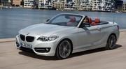 La BMW Série 2 Coupé passe en mode Cabriolet