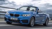 BMW série 2 cabriolet : déshabillez-moi