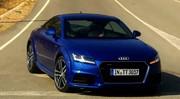 Essai Audi TT 2.0 TFSI 2015, raffinement au programme