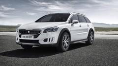 Peugeot prépare une 508 RXH 100 % diesel