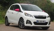 Essai Peugeot 108 1.0 68 ch : l'élégante