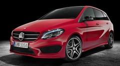 Mondial de l'automobile 2014 Mercedes Classe B restylé : : Nouveautés et concept car du Salon de l'automobile de Paris Après trois