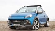 Essai Opel Adam Rocks : l'exploratrice