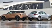 Essai Porsche Macan vs Range Rover Evoque : Les rois de la mode