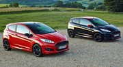 Ford Fiesta Red & Black Edition: à partir de 18100 €