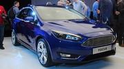 Ford Focus 3 restylée : les tarifs