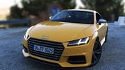 Essai Audi TT-S 2015 : fidèle à la formule