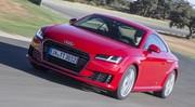 Audi TT 2014 : déjà à l'essai !