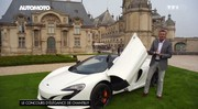 Emission Automoto : Chantilly; 5 stars du Mondial; Adam Rocks