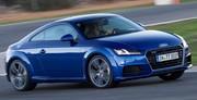 Essai : Audi concocte un TT à l'efficacité moins froide