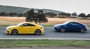 Essai Audi TT: le coupé hors catégorie