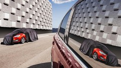 Ford C-Max restylé : premier teaser