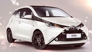 Toyota Aygo Rising Star : une série limitée à 200 exemplaires