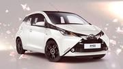 Toyota Aygo Rising Star : La Toyota Aygo pousse la chansonnette