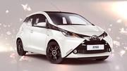 "Toyota dévoile une Aygo spéciale ""Rising Star"""