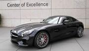 Mercedes AMG GT : et en noir ?