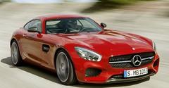 Mercedes AMG GT, pour que ceux qui ne comptent pas
