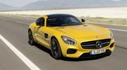 Mercedes AMG-GT : presque raisonnable